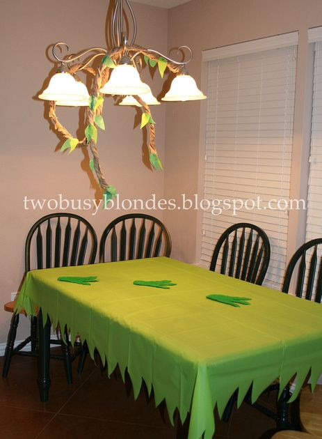 Dinosaur Tablecloth Dinosaur Party Blog