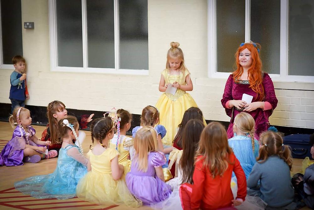 Princess Party Poppy's Parties