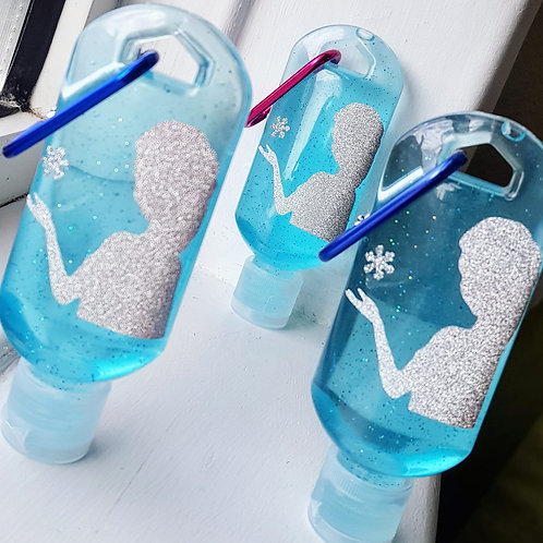 Ice Princess Sparkle Sanitiser