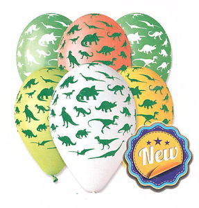 Dinosaur Party blog Dinosaur Balloons
