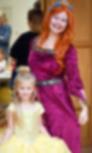 One of our award winning princess parties. Our Children's party entertainers cover Sussex, Surrey and London