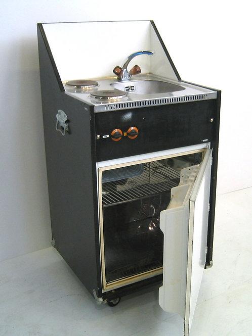 (Miete) Küchenkombination «Kit-Case» mit Lavabo