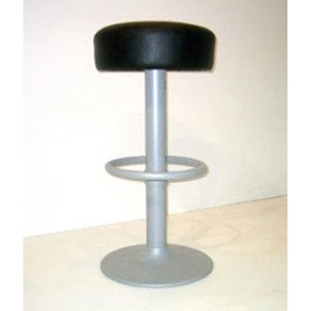 (Miete) Barsessel «Comfort» Sitzfläche schwarz