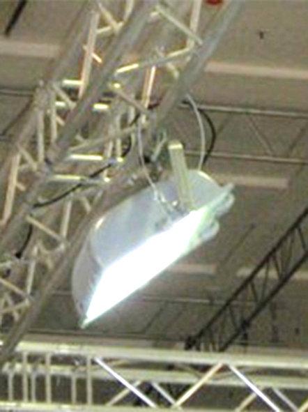 (Miete) Flutlicht «X-Large Beam» 400W