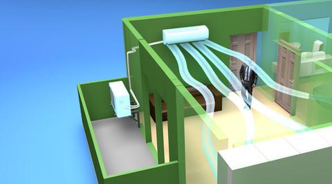 Discount Klima Anlagen für Balkonien inkl. Installation