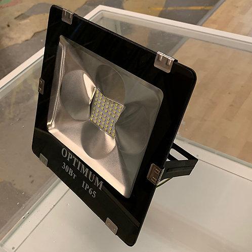 (Miete) Strahler LED 30W  3000K Warmweiss