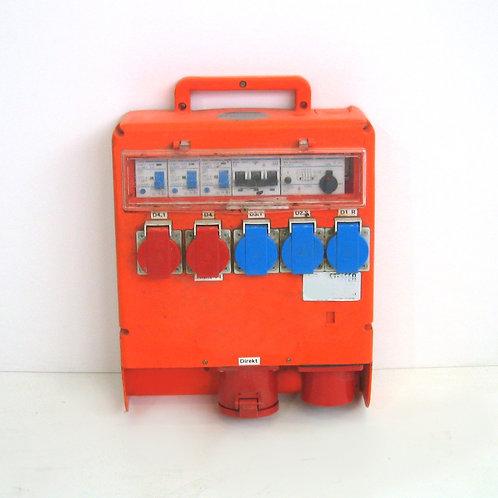 (Miete) Strom-Verteilkasten CEE32 optional CEE63