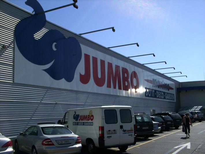 JUMBO FASSADE