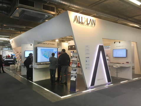 ALPLAN STAND 2018