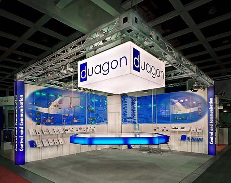 DUAGON STAND