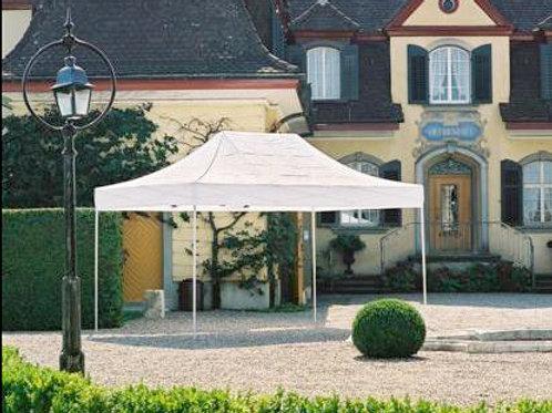 (Miete) Zelt 4,5 x 3 m,  ohne Seitenwände