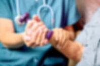 Wrist injuries and physical rehabilitatio