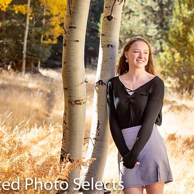 Kendra's Senior Photos