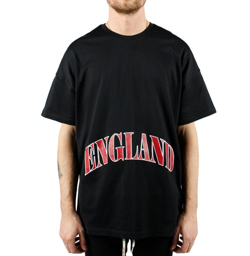 Sale Newest England T-shirt - Black Represent Wiki TL1loK