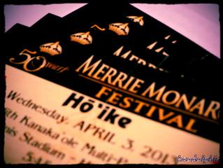 2016年メリーモナークチケット