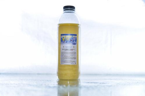 Shampooseife Rosmarin Lavendel flüssig - Vorratsflasche 1L