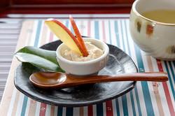 5.精進料理+自家製スーパーフード
