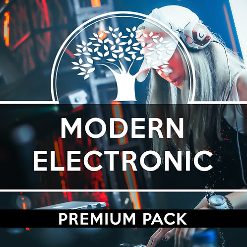 Trance House Techno Dubstep EDM Premium Pack