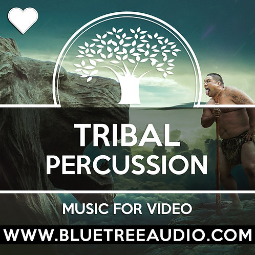 Tribal Powerful Action Drums