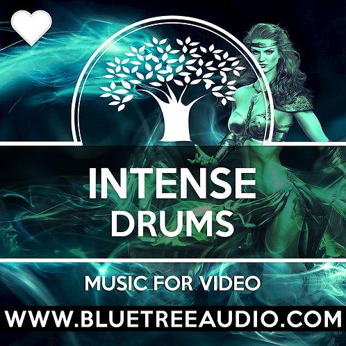 Intense Drums
