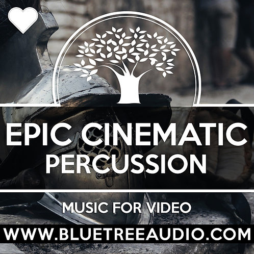 Epic Battle Fire Drums