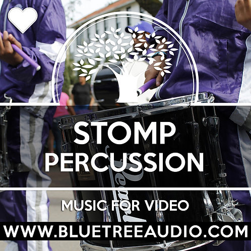 Tribal Stomp Percussion