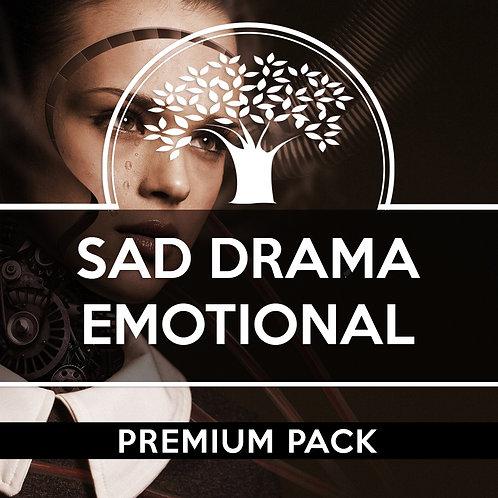 Sad Emotional Drama Premium Pack