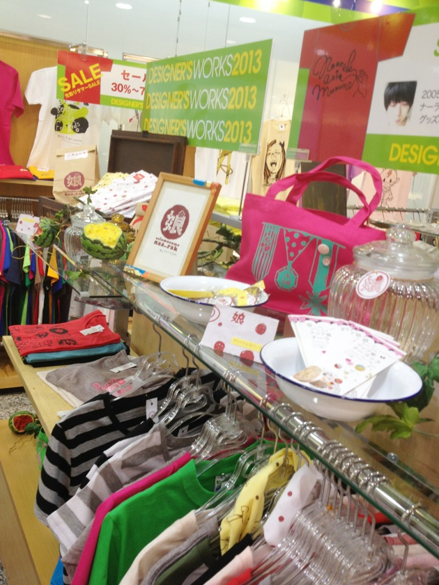 POP UP store @Nagoya