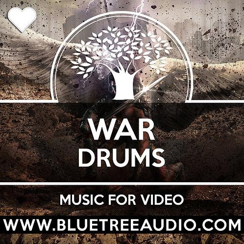 Tribal War Drums