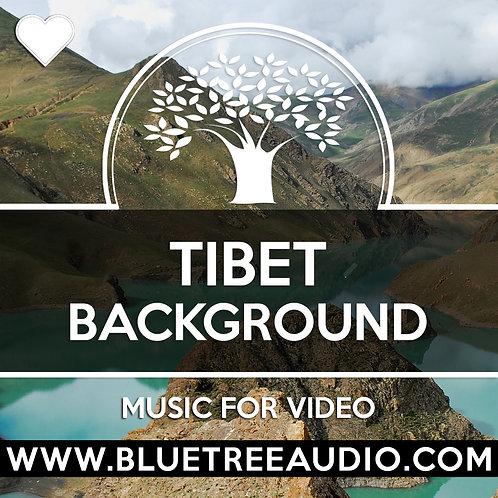Tibet Calm Background