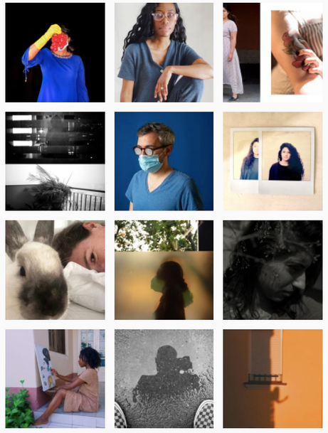 Self Portraits from Quaratine Exhibition | online | July 2020