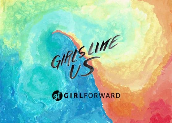 Donation Card for GirlForward