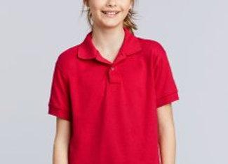 Gildan Kids DryBlend® Double Piqué Polo Shirt