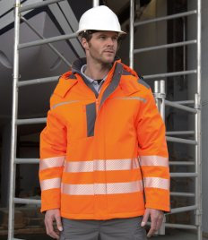 Result Safe-Guard Dynamic Soft Shell Jacket