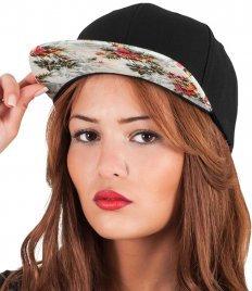 Flexfit Floral Snapback Cap