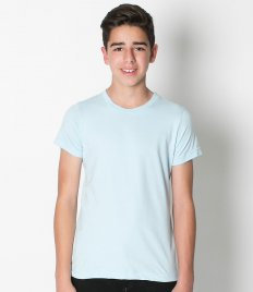 American Apparel Youths Fine Jersey T-Shirt