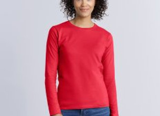 Gildan Ladies SoftStyle® Long Sleeve T-Shirt