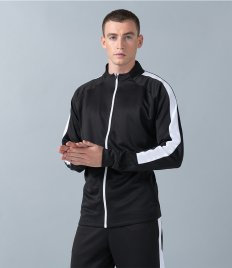 Finden and Hales Knitted Tracksuit Top