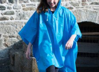 Splashmacs Kids Rain Poncho