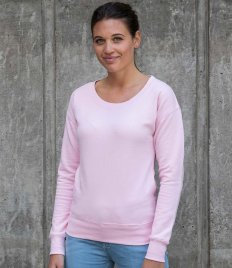 AWDis Girlie Fashion Sweatshirt