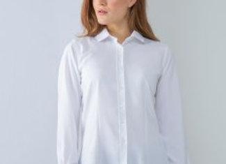Henbury Ladies Long Sleeve Wicking Shirt