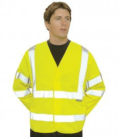 Portwest Hi-Vis Two Band and Braces Jacket