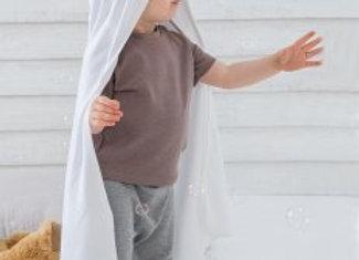 BabyBugz Organic Hooded Blanket