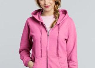 Gildan Heavy Blend™ Ladies Zip Hooded Sweatshirt