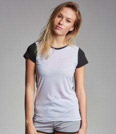 AWDis Molly Front Sub T-Shirt