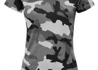 SOL'S Ladies Camo T-Shirt