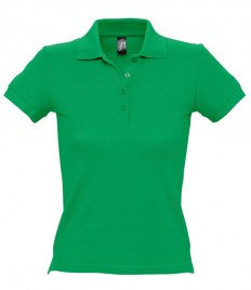 SOL'S Ladies People Cotton Piqué Polo Shirt