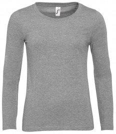 SOL'S Ladies Majestic Long Sleeve T-Shirt