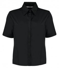 Bargear Ladies Short Sleeve Tailored Shirt
