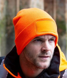 Result Double Knit Thinsulate™ Printers Beanie